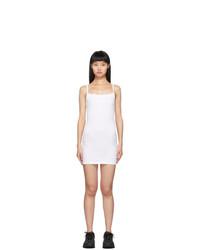 weißes Trägerkleid von Gil Rodriguez