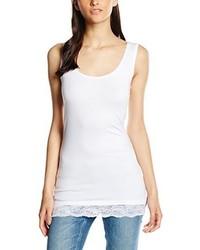 weißes Trägershirt von Ichi