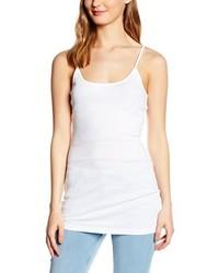 weißes Trägershirt von New Look