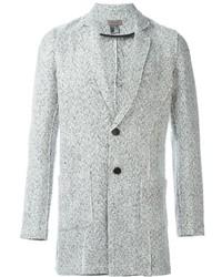 weißes Tweed Sakko
