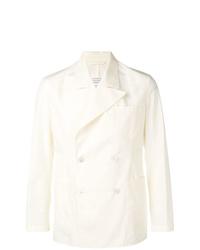 weißes Zweireiher-Sakko von Maison Margiela