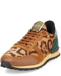 Wildleder niedrige Sneakers